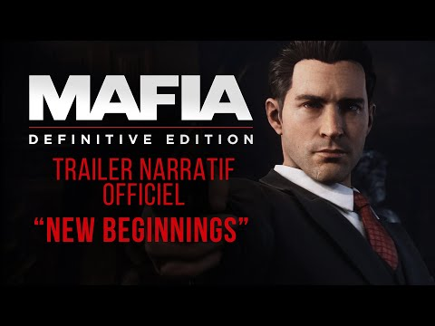 Mafia : Definitive - Trailer narratif de Mafia Trilogy