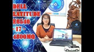 Cách mua bàn phím laptop thời 4 0 – Bàn phím Dell E6540