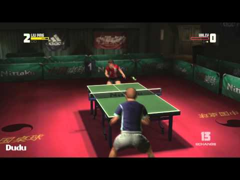 table tennis xbox 360 astuces