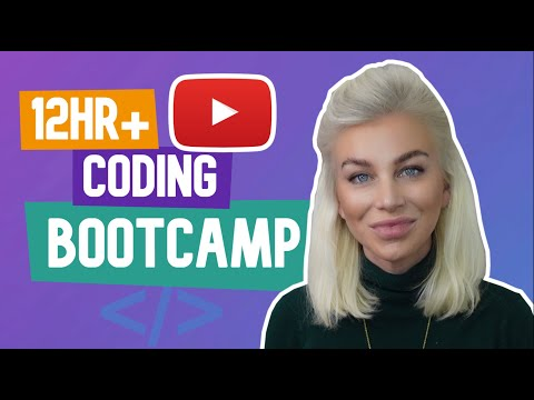 12HR+ YouTube Coding Bootcamp 2021!