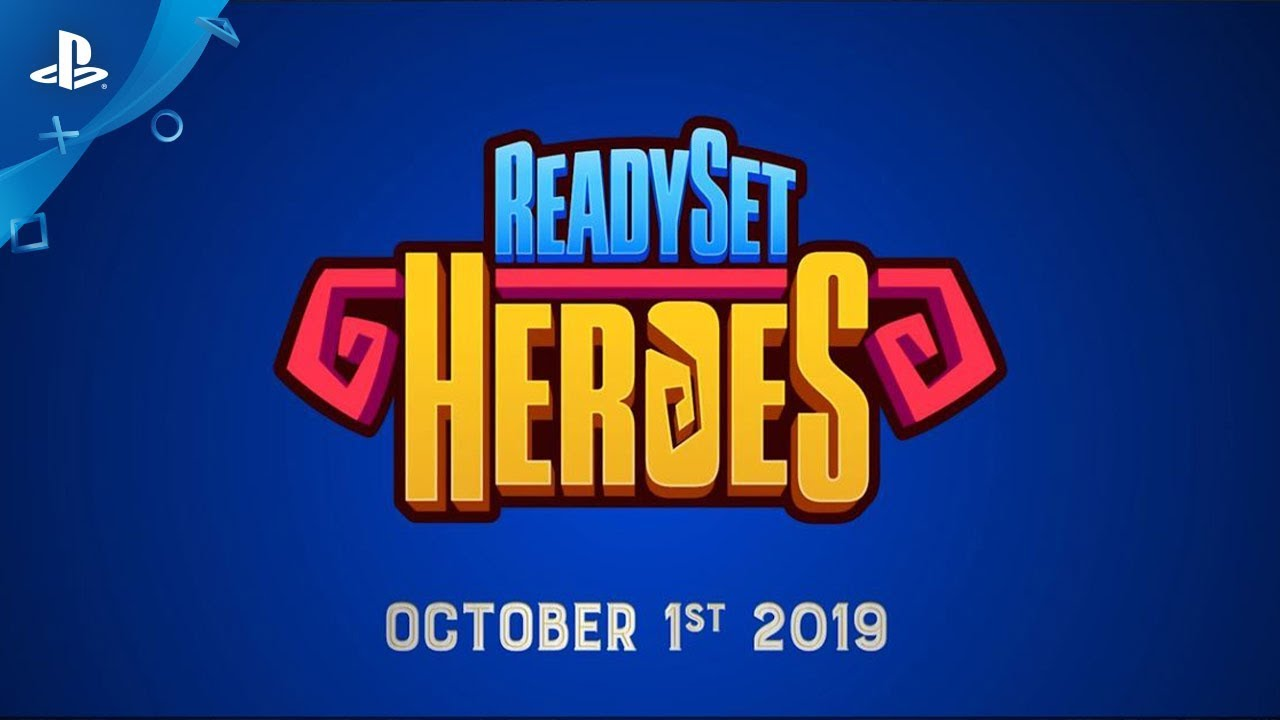 Meet the Colorful Characters of ReadySet Heroes, Out October 1