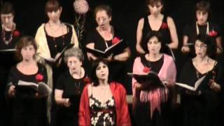 Coral Sant Sadurní-cançó D'amor I De Guerra-sardana.wmv