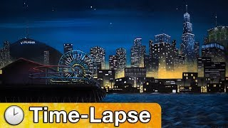 Grand Theft Auto V - Time Lapse Painting