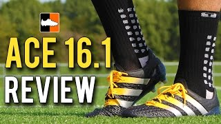 adidas ACE 16.1 Review | Laced Football Boots #BossEveryone