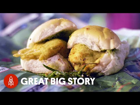 Why India Fell in Love with Vada Pav