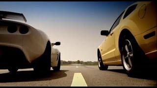 Lotus Exige Vs Ford Mustang | Top Gear
