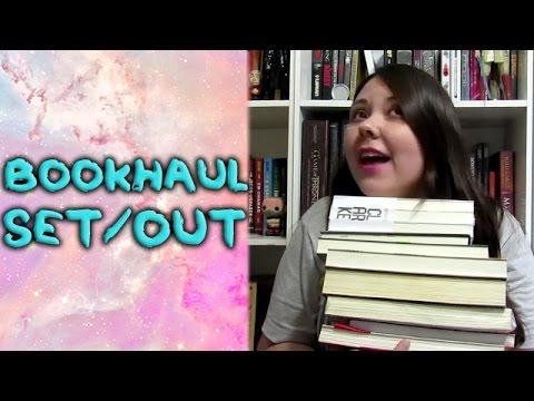 Bookhaul de setembro e outubro - Novos na estante!