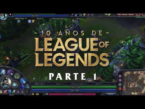 10 años de League of Legends (1/5) - Los comienzos en España...