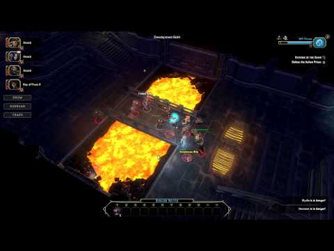 First Look - Dungeon Crawl