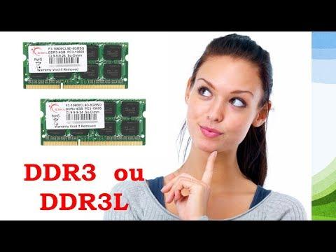 Memórias RAM DDR3 e DDR3L. Quais as diferenças e quando usá-las.