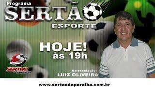 Sertão Esporte com Luiz Oliveira