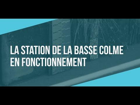Polder itinéraire | La station de la Basse Colme
