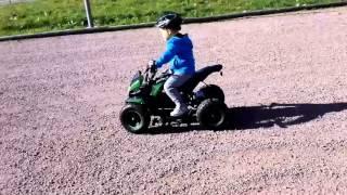 Drift mit 800 Watt elektro Kinder Quad Nitro