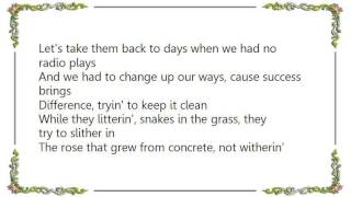 Chiddy Bang - Old Ways Lyrics