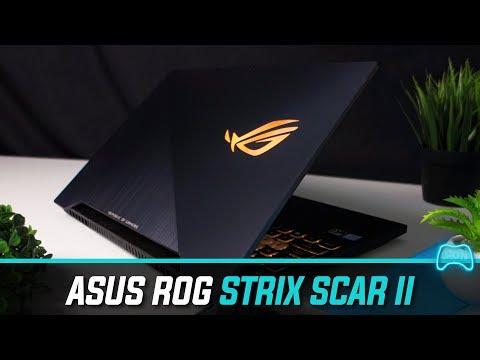 ASUS ROG STRIX SCAR II (GL504GM & GL504GS) - My Honest Review (2018)