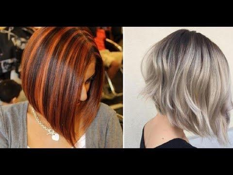 Модное мелирование — 2018. Пора освежить каре: 18 стильных вариантов мелирования коротких волос