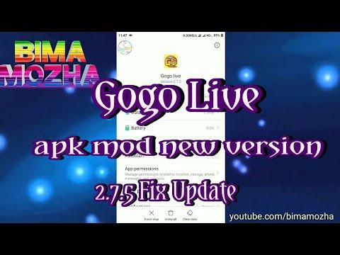 apk gogo live mod new version free rom spesial (not vip