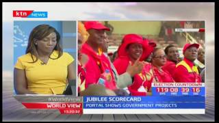 Political Analyst-Moses Odhiambo on the importance of Jubilee party's portal