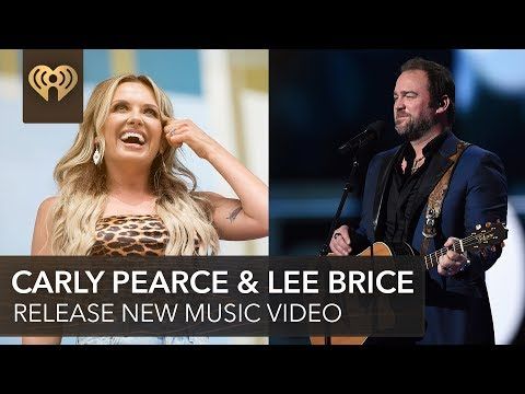 """Carly Pearce & Lee Brice Release New """"I Hope You're Happy Now"""" Video 