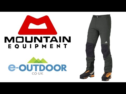 Mountain Equipment Mission Pant Video Review