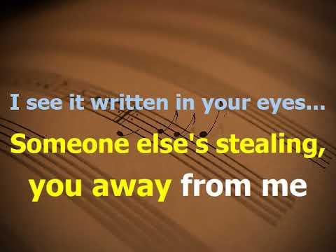 Slippin Away..  Max Merrin ..Karaoke + Lyrics