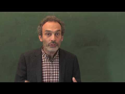 Vidéo de Philippe Huneman