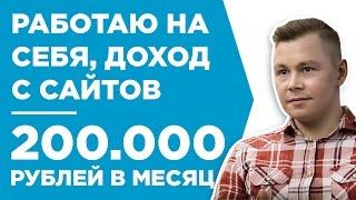 КАК ЗАРАБОТАТЬ В ИНТЕРНЕТЕ 200 000 РУБ./МЕС. ФИТНЕС-ИНСТРУКТОРУ. - КЕЙС - ДМИТРИЙ КРИВОШЕЕВ