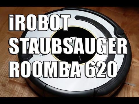 iRobot Staubsauger Roomba 620 Test