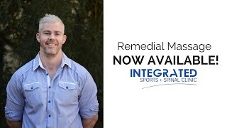 Introducing Chris Kinch - Remedial Massage Therapist