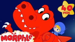 Morphle's Dream - My Magic Pet Morphle | Cartoons For Kids | Morphle TV | Mila and Morphle
