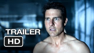 Oblivion Official Trailer 1 Tom Cruise SciFi Movie HD