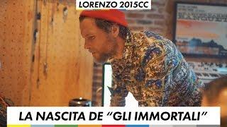 """La nascita di """"Gli Immortali"""" - Lorenzo 2015 CC"""