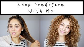 My Top 5 Deep Conditioners!