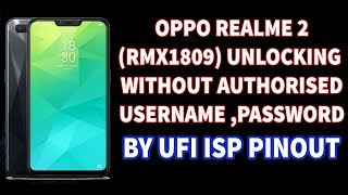 realme u1 pattern and frp remove offline without auth id