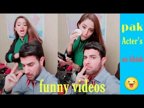 Sanam Chaudhry - Silly and Funny Videos (Compilation