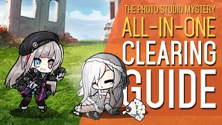 MDR  - (Girls' Frontline) - Girls' Frontline | White Day 2020 All In One Clear Guide