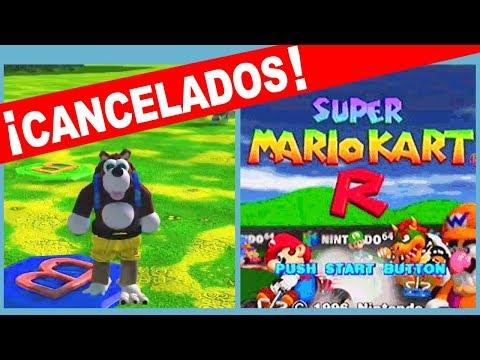 8 JUEGOS de Nintendo que NUNCA JUGAREMOS 🔥 | N Deluxe