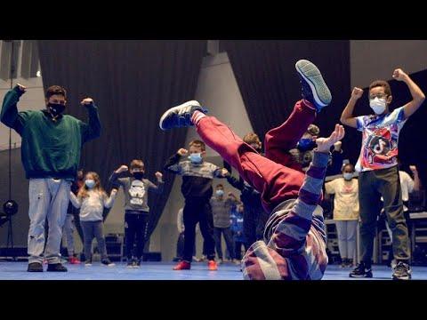 Αναζητούν νέα ταλέντα στο breakdance στο Πόρτο