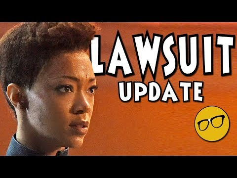 Star Trek Discovery Lawsuit Update | No Justice for Anas The Bad Guys Won