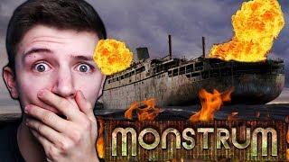 Ich zünde das Schiff an ! Monstrum | [Deutsch/German]