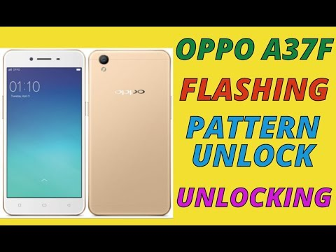 Remove Pattern Lock or Pin Code of Oppo a37fw - BRB Academy