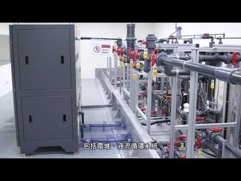 台南前鋒路智慧綠能加油站 技術版設備介紹影