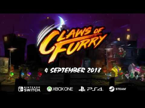 Claws of Furry | Trailer (September 4th) thumbnail