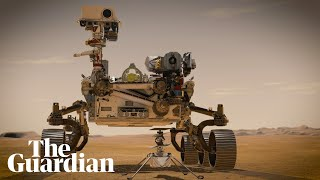 Nasa Rover Perseverance Begins Mission To Find Evidence Of Life On Mars