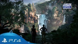 Uncharted: The Lost Legacy   E3 2017 Story Trailer   PS4