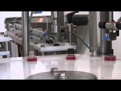 Omas Tecnosistemi: macchine per industria cosmetica e farmaceutica