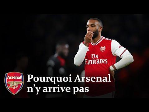 🏴 Pourquoi Arsenal n'y arrive pas