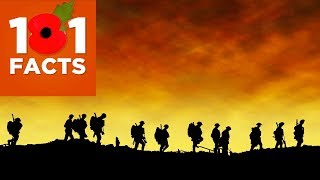 101 Facts About World War One