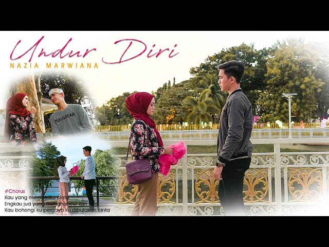 Nazia Marwiana - Undur Diri (Official Music Video)