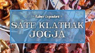 Kuliner Legendaris Sate Klathak Pak Pong Jogja, Wajib Dicoba